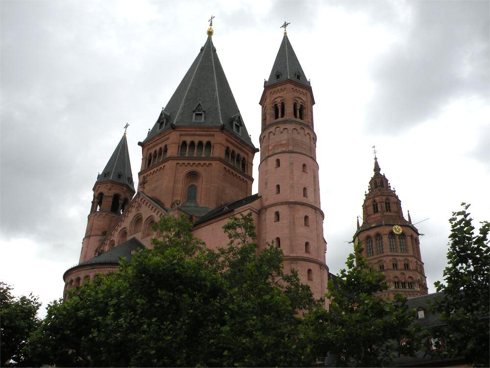 Domkirken i Mainz