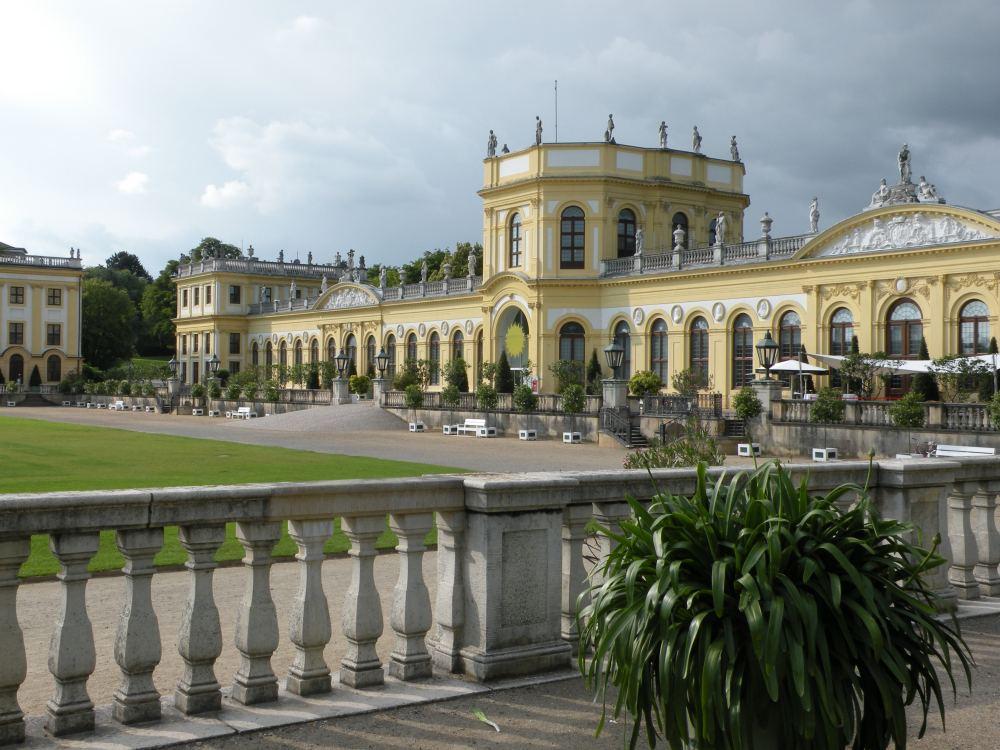 Orangeriet i Kassel