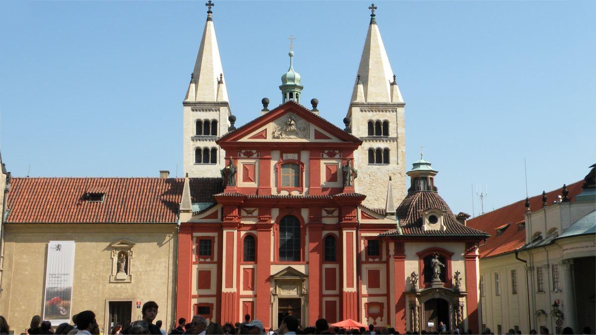 St. Georg Basilikaen