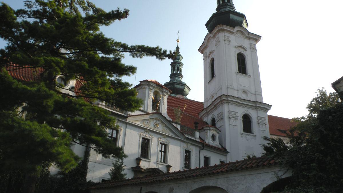 Strahov Klosteret