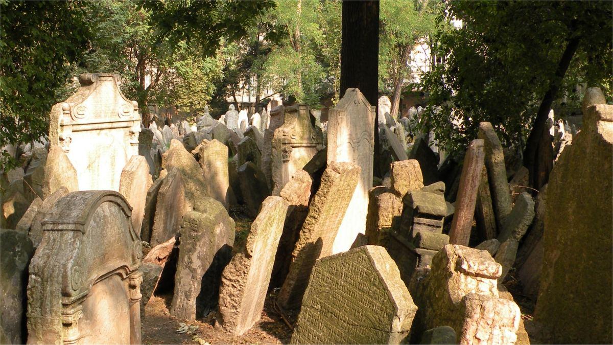 Den gamle jødiske kirkegård