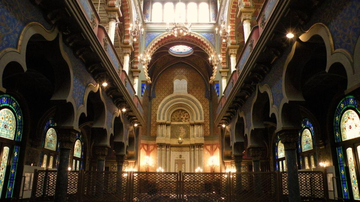 Jerusalem Synagogen
