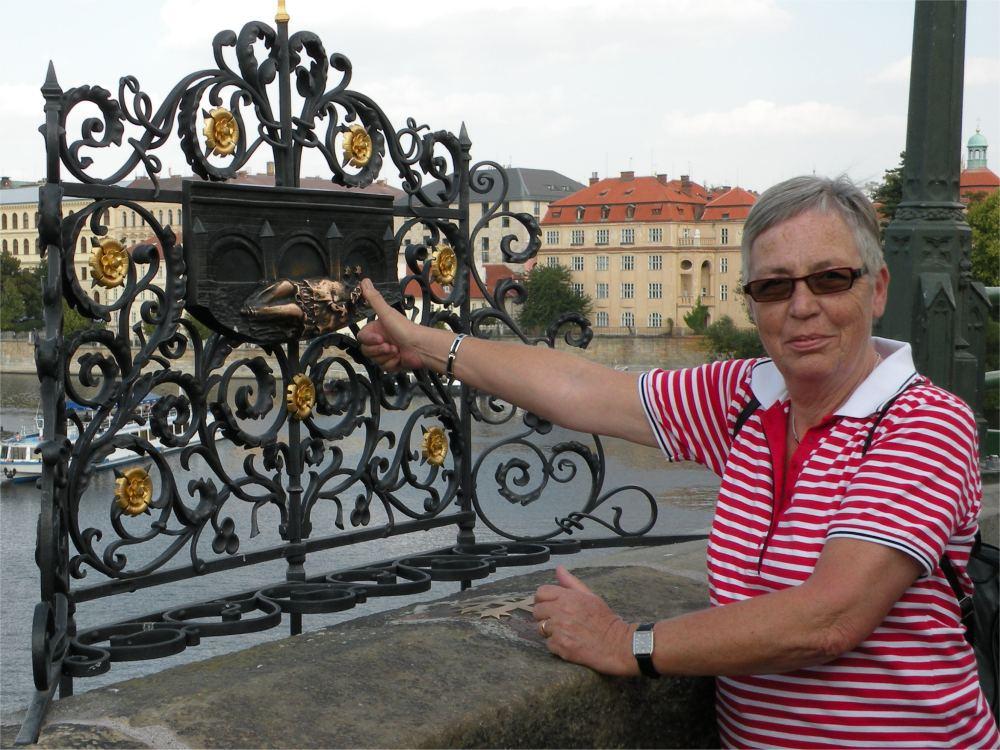 Aase ønsker sig tilbage til Prag en gang igen