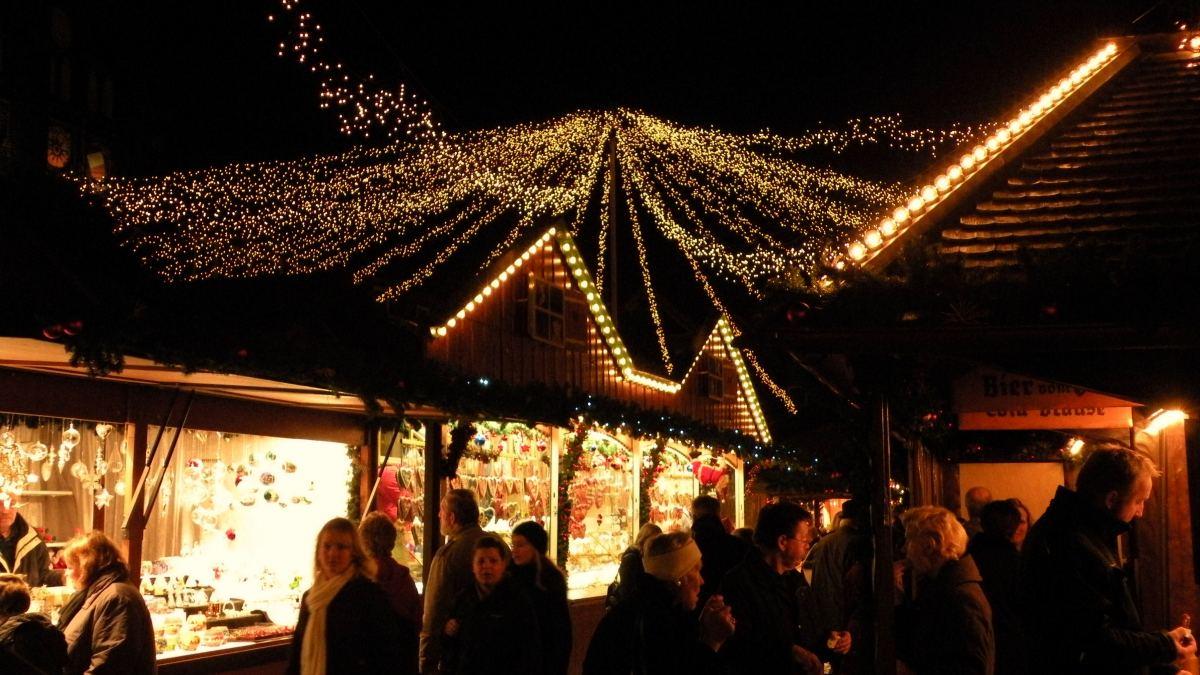 Julemarked på Torvet