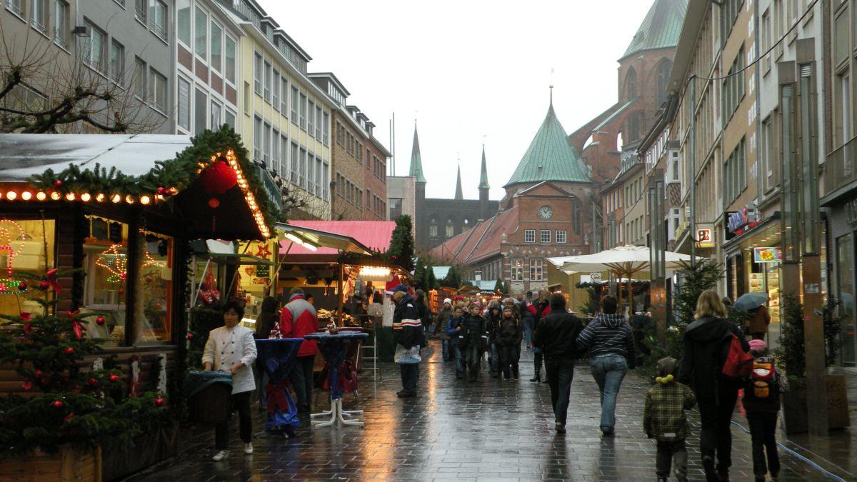 Juleboder i Breitestrasse