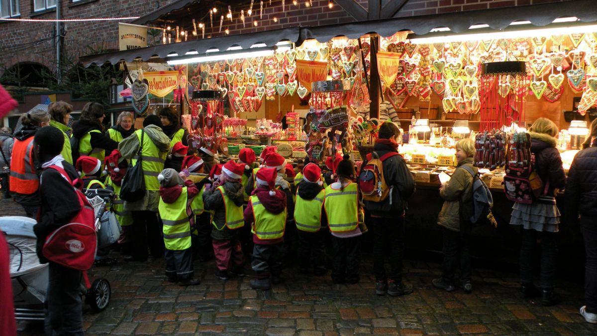 Eventyrmarked for børn i alle aldre