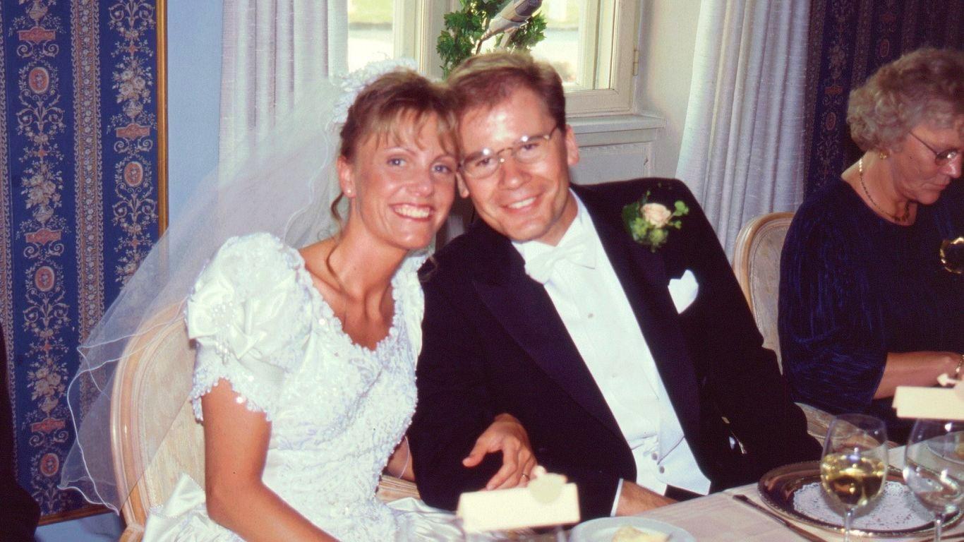 Carsten og Mariannes bryllup