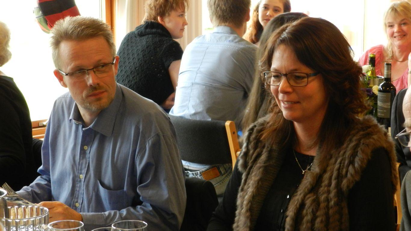 Klaus og Tina 2012