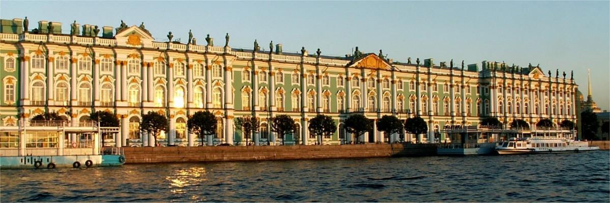 2007 Vinterpaladset Sankt Petersborg