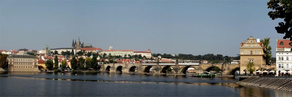 2009 Prag Panorama