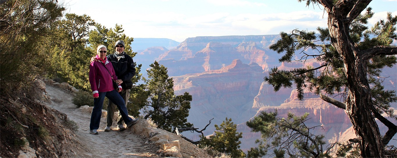 AS-TS ved Grand Canyon 2012