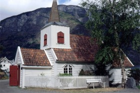 10915 Undredal Stavkirke
