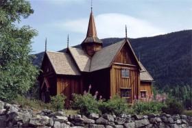 10940 Nore Stavkirke