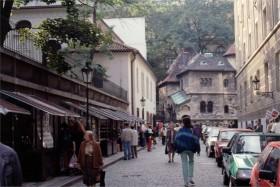 12428 I den jødiske bydel Prag