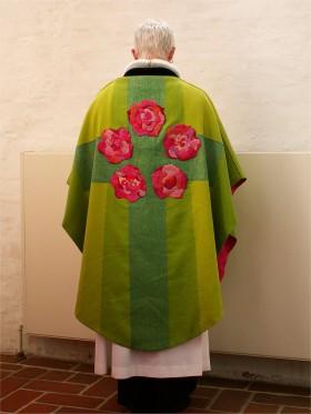 Grønne altersæt ryg