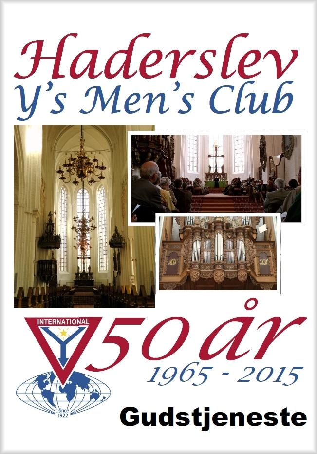 YSM 50 Gudstjeneste