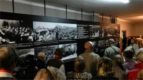 2015-05 POL Auschwitz Udstilling