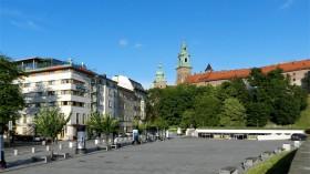 2015-07 POL Hotellet og Wawel