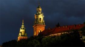 2015-16 POL Wawel ved aften