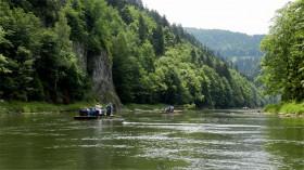 2015-39 POL Sejltur gennem Pieninski nationalpark