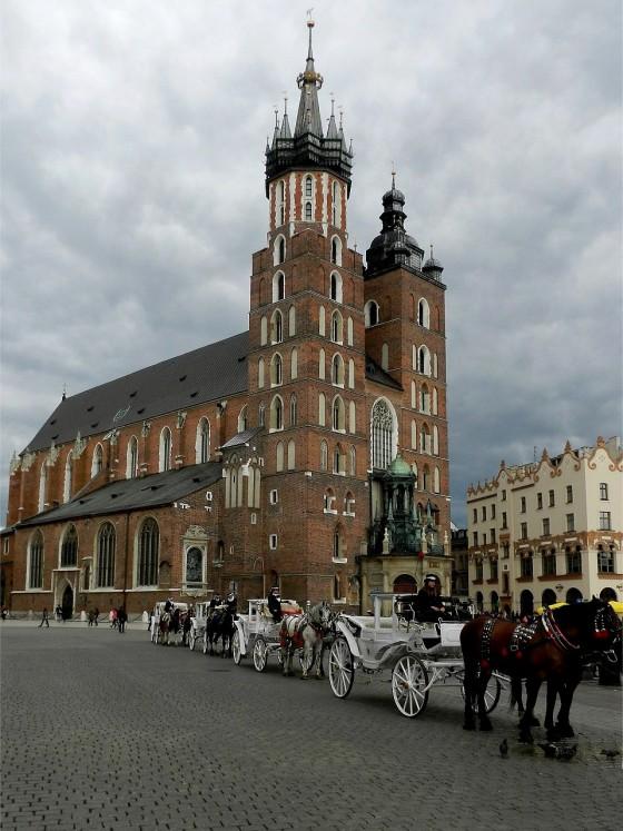 2015-44 POL Mariakirken Krakow