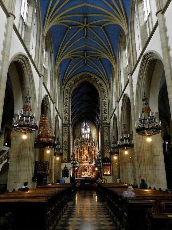 2015-47 POL Dominikanerkirken Krakow