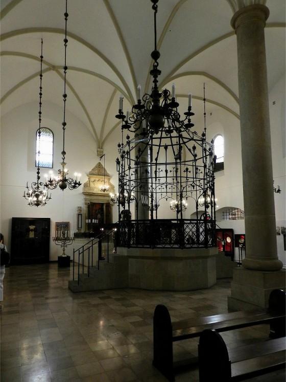 2015-53 POL Gamle Synagoge Krakow