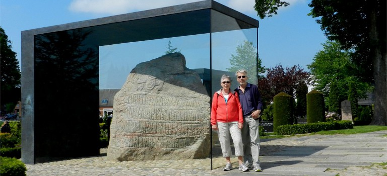 Jelling-Monumenterne
