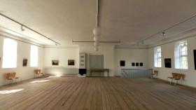 2014-1598 Christiansfeld - enkehusets korsal