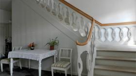 2014-1603 Christiansfeld - trappen i enkehusets hovedfløj