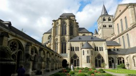 2015 Mosel 42 Kirkekompleks Trier