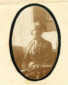 Marie Annette Augusta Hansen 80 aar