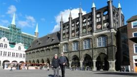 2016 Lübeck 11 Markedspladsen