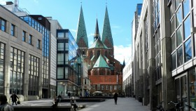 2016 Lübeck 13 Maria Kirken