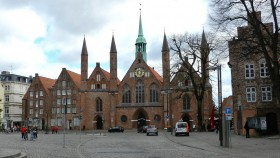 2016 Lübeck 05 Heiligengeist Hospital