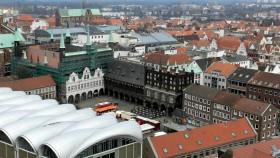 2016 Lübeck 37 Udsigt fra Petrikirken