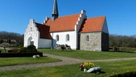 Kirker på klinten 08 2016 Nr Lyngby NY Kirke