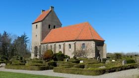 Kirker på klinten 28 2016 Lønstrup Kirke