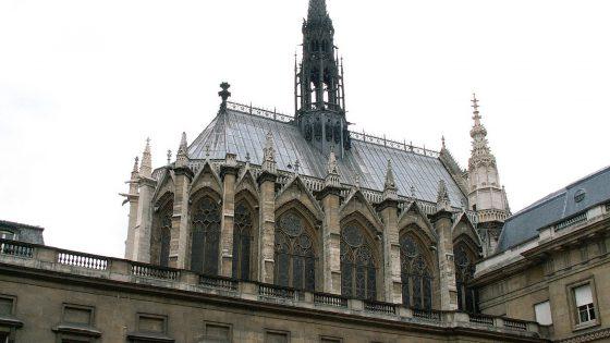 2008 Paris Sainte Chapelle 1
