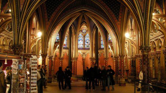 2008 Paris Sainte Chapelle 2
