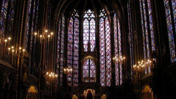 2008 Paris Sainte Chapelle 3