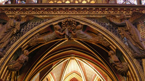 2008 Paris Sainte Chapelle 4