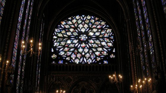 2008 Paris Sainte Chapelle 5