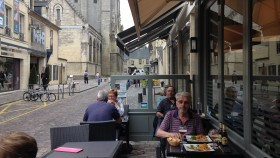 2016 FR 0013 TS frokost i Bayeux