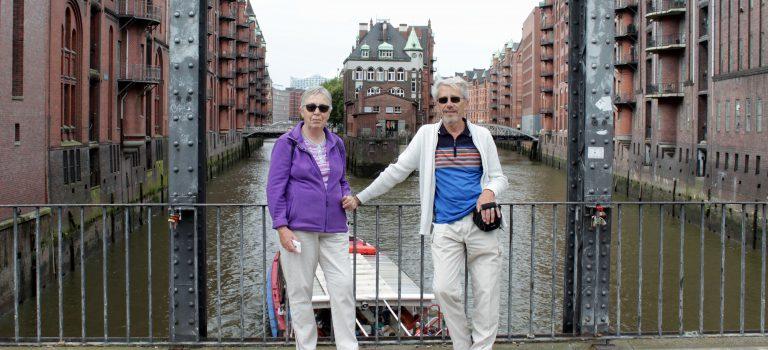 2016 Sensommertur til Hamburg