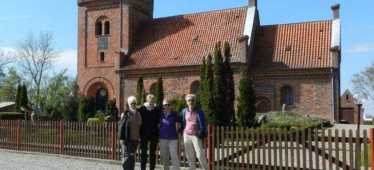 Slægtens steder på Lolland