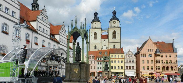 2017 Luther-jubilæet i Wittenberg