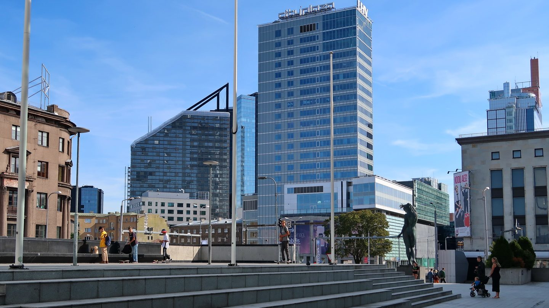 Den nye bydel i Tallinn
