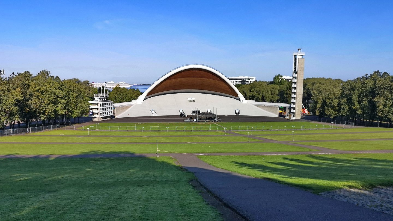 Tallin sang festival plads lige uden for Tallinn