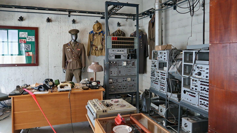 KGB-Museet på Hotel Viru